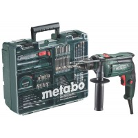 Ударная дрель Metabo SBE 650 Mobile Workshop..