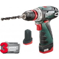 Шуруповерт Metabo PowerMaxx BS Quick Basic